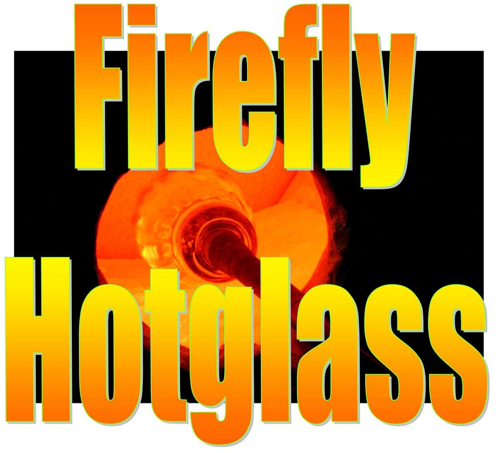 Firefly Hotglass Studio Logo